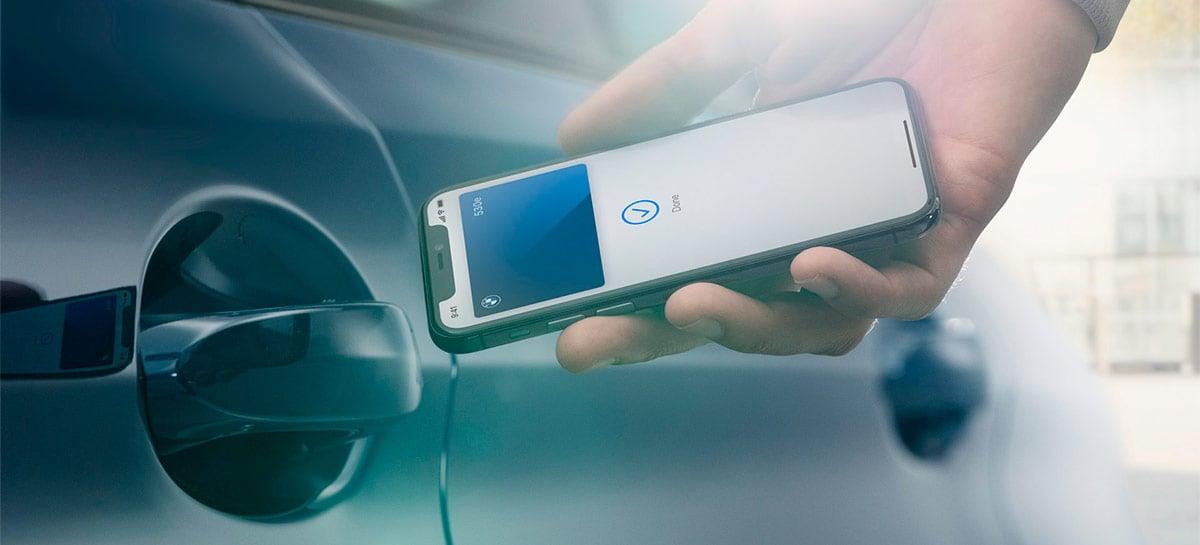 Digital Key passa a funcionar e mais modelos BMW Série 3 no Brasil