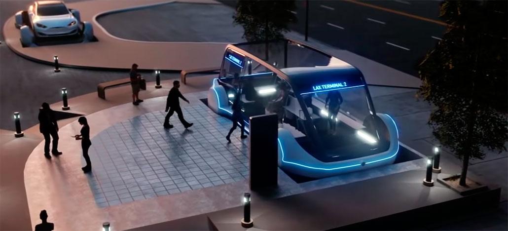 Elon Musk planeja cobrar US$ 1 por caronas em túneis da Boring Company