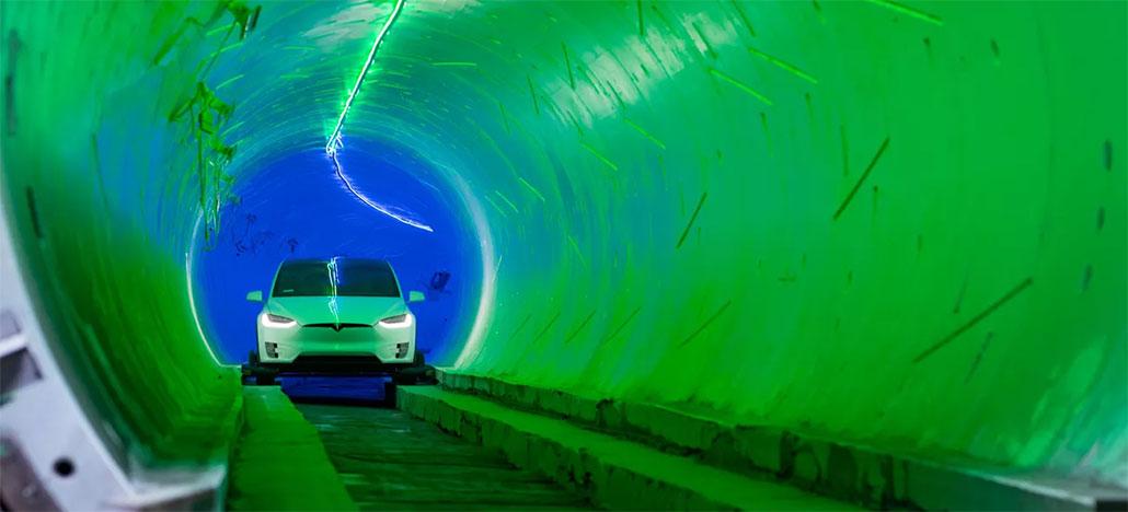 Túnel da Boring Company é inaugurado e primeiros usuários contam sua experiência