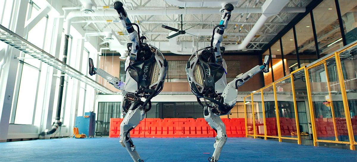 Boston Dynamics coloca seus robôs pra dançar Do You Love Me? em vídeo de fim de ano