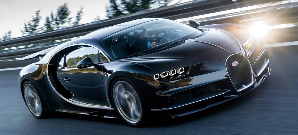 Bugatti é vendida para empresa croata de carros elétricos