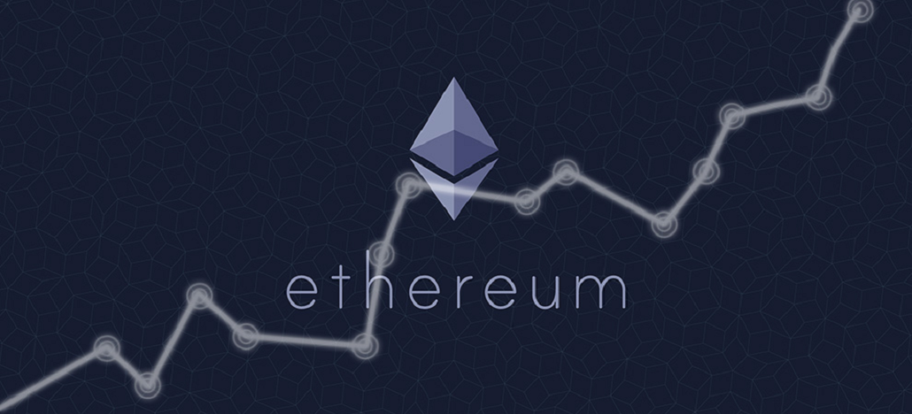 Ether bate recorde com valor de US$ 1044
