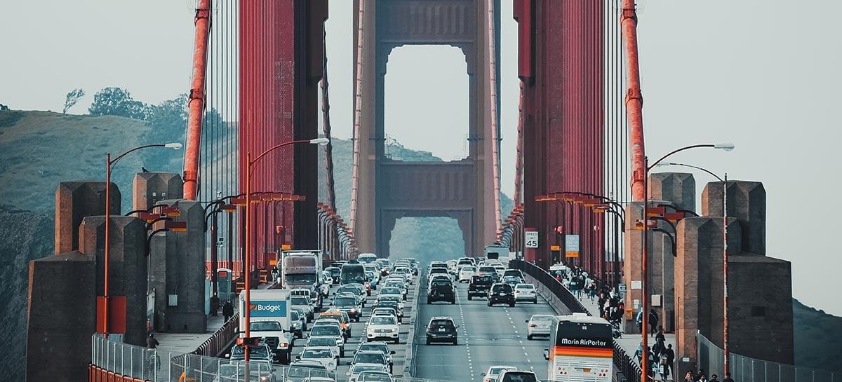 California: veículos autônomos deverão ter emissão zero de poluentes até 2030
