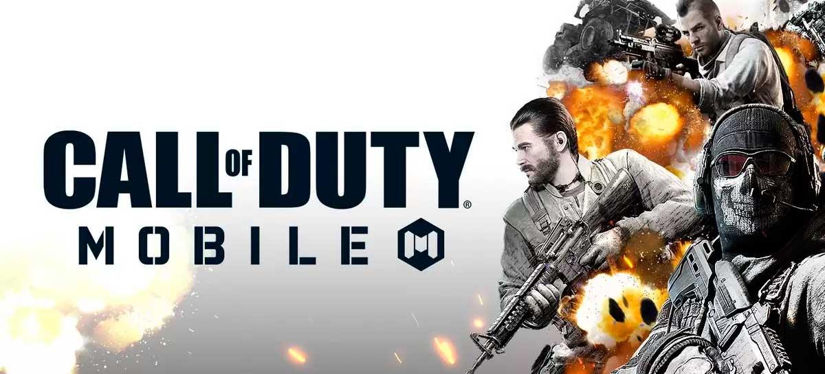 Call of Duty: Mobile é o jogo mais popular e lucrativo em smartphones atualmente