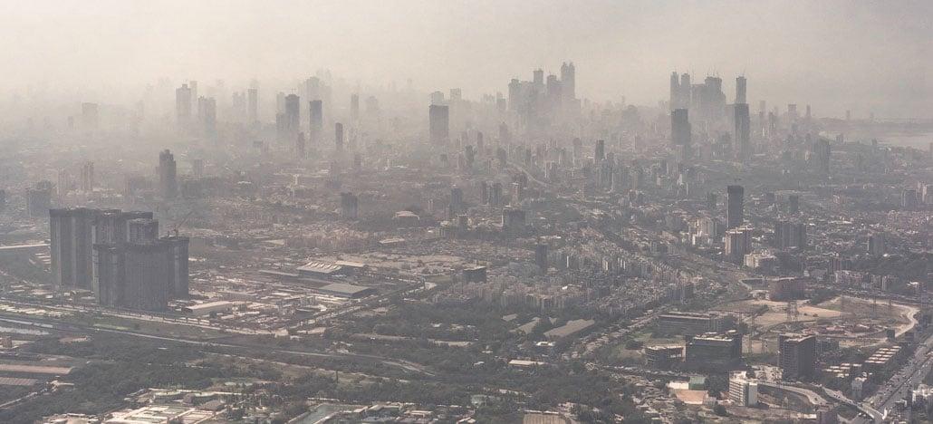 Tecnologia de câmera chinesa promete enxergar em até 45 km de distância, mesmo com fumaça