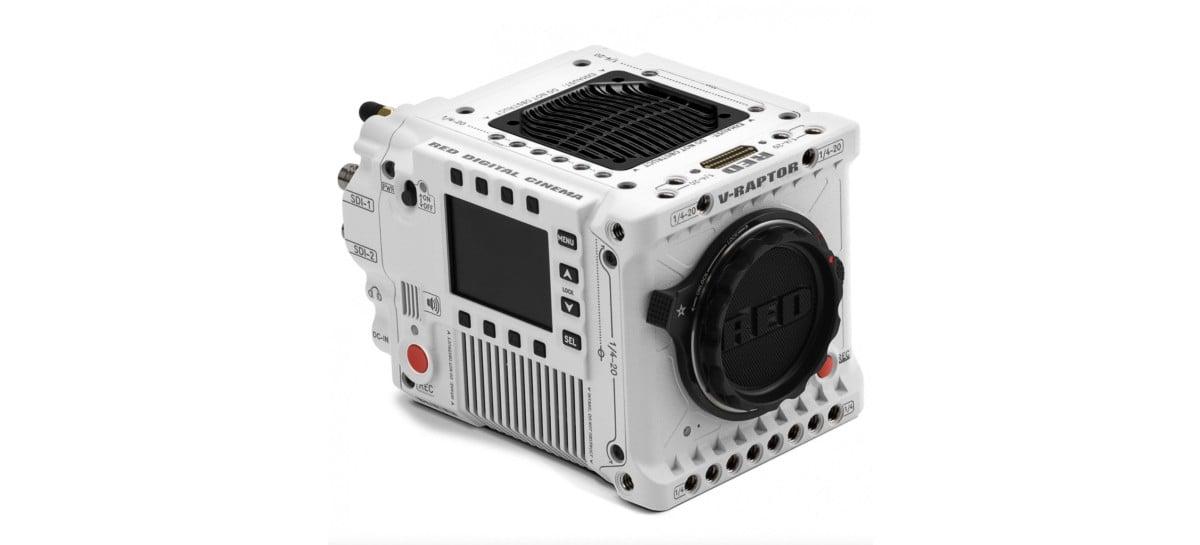 RED V-Raptor ST é a câmera de US$25.000 dólares que grava em 8K 120fps