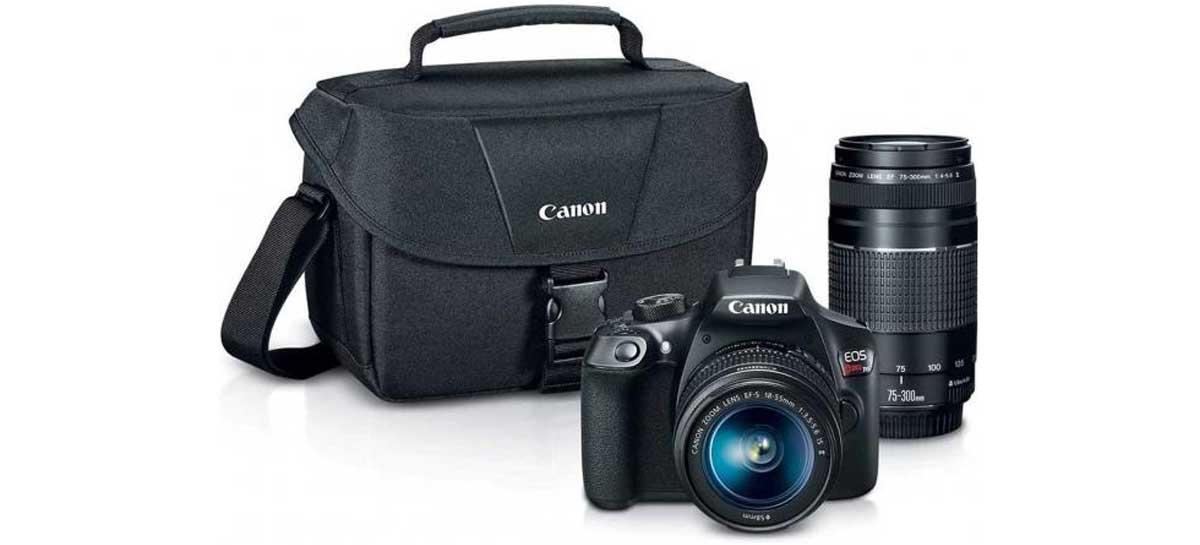 Novo app da Canon permite utilizar câmeras DSLR da marca como webcam