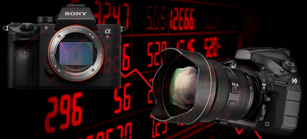 Mercado de câmeras fotográficas sofre queda de vendas geral em Q2 2019/2020