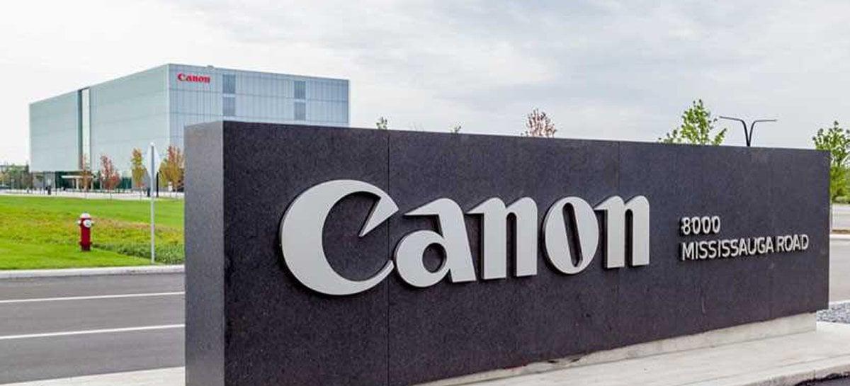 Canon pode lançar gimbal com câmera semelhante ao DJI Osmo Pro