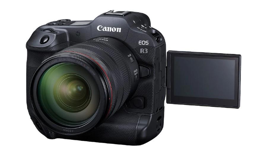 Canon revela EOS R3, a câmera Full-Frame Mirrorless mais avançada da marca