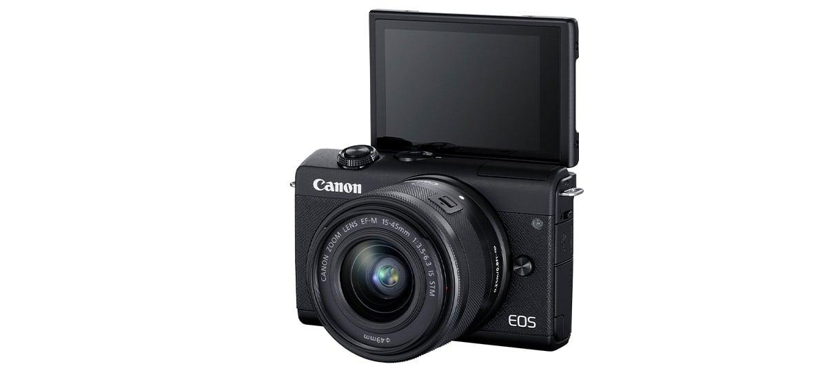 EOS M200: nova mirrorless da Canon oferece vídeo em 4K e chega ao Brasil
