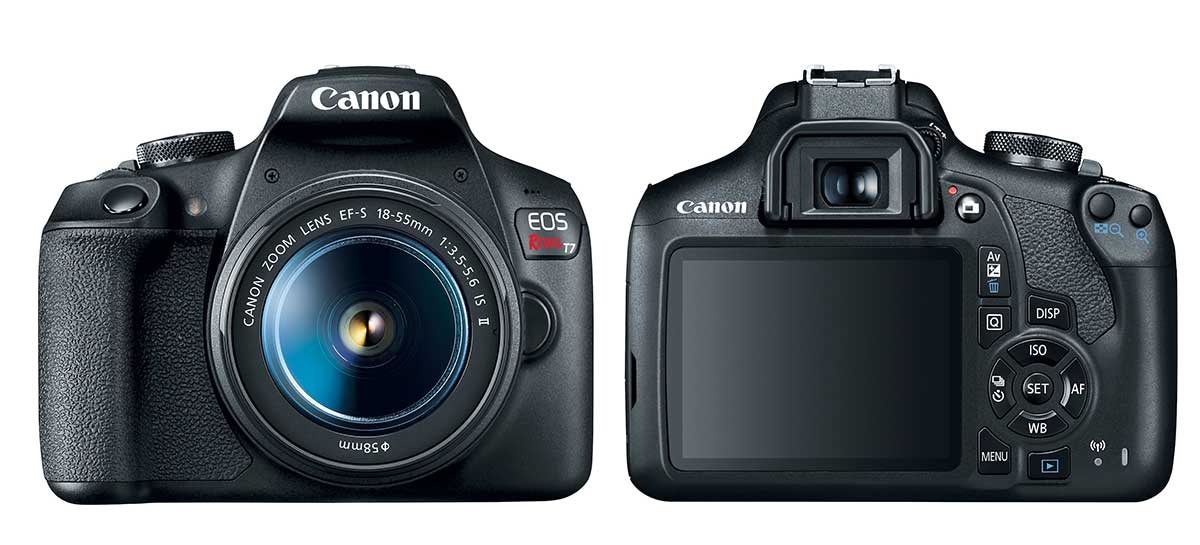 Canon lança câmera DSLR EOS T7+ no Brasil por R$ 2.899