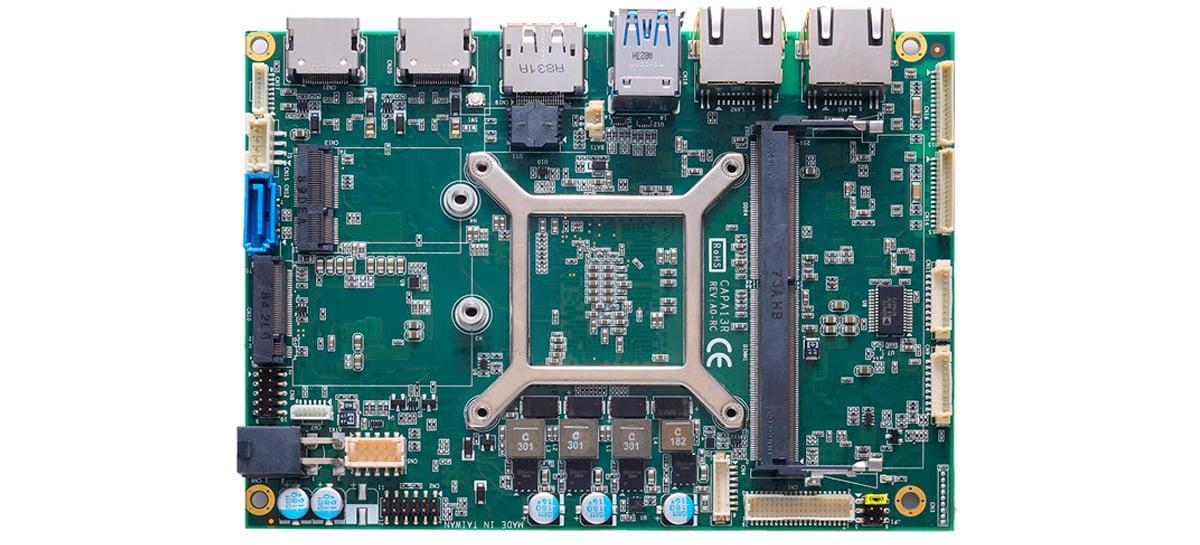 Capa13r é o novo rival do Raspberry Pi com processador AMD Ryzen e gráficos Vega