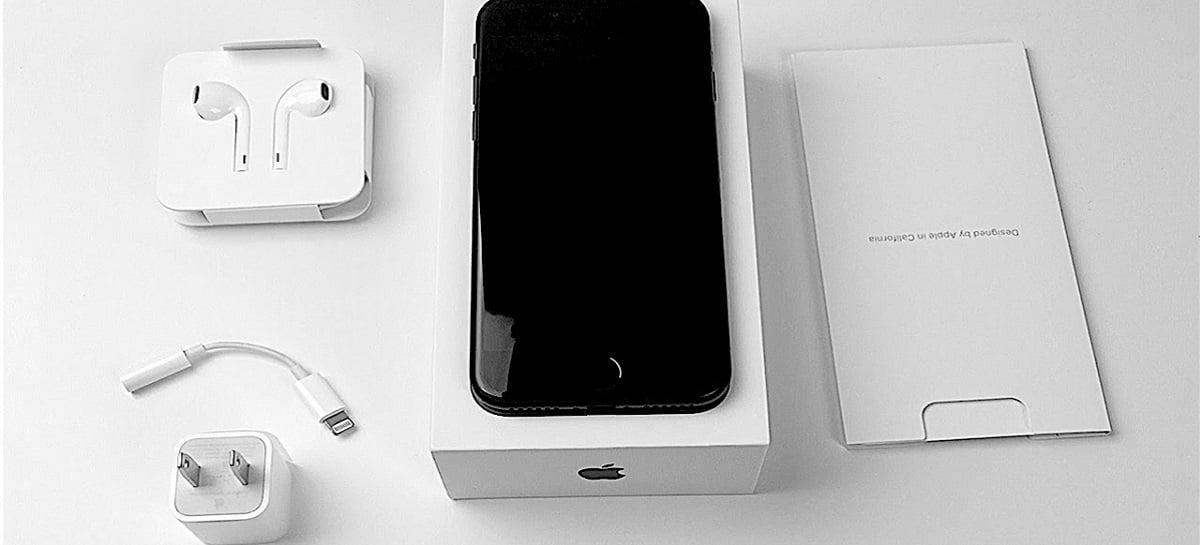 Apple pode remover carregador e EarPods da caixa dos iPhones, indicam analistas