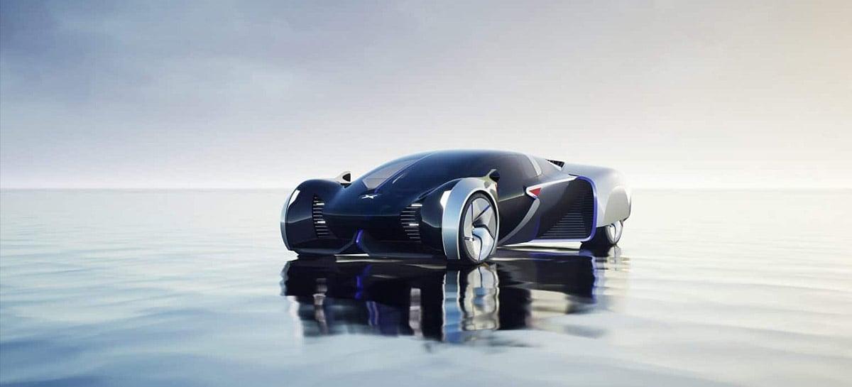 Empresa chinesa promete carro voador para 2024