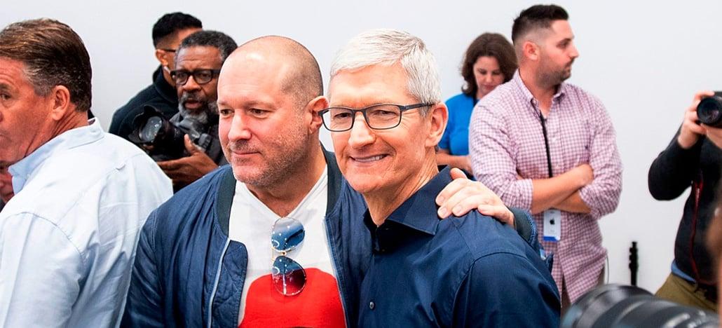 Tim Cook, CEO da Apple, nega que Jony Ive saiu da empresa por desentendimentos pessoais