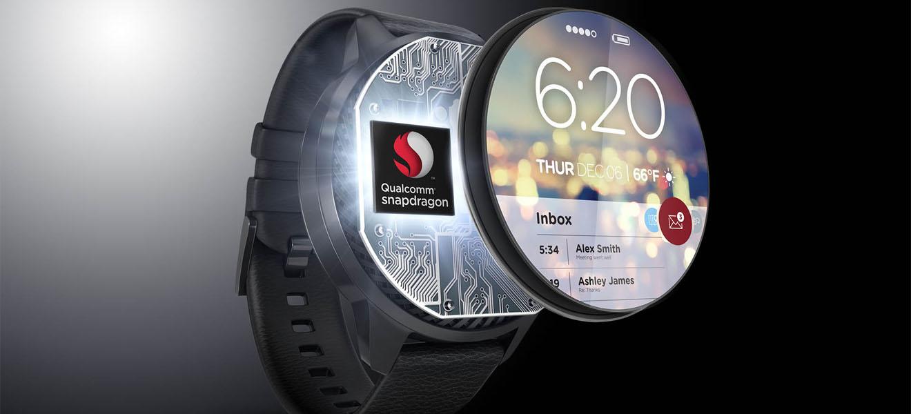 Qualcomm revela nova plataforma para vestíveis Snapdragon Wear 1200