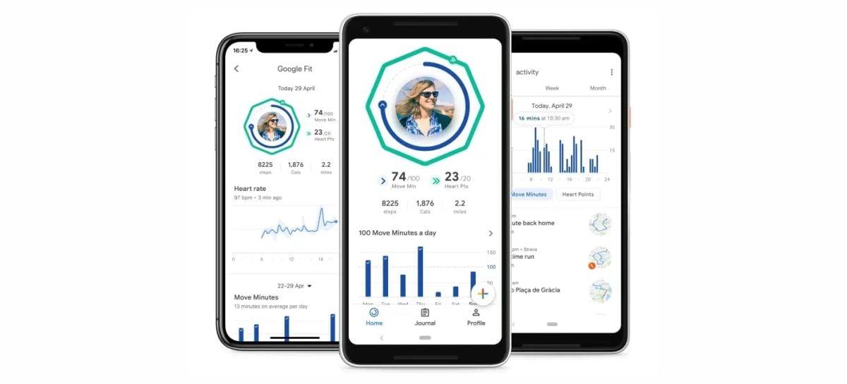 Google Fit pode medir frequências cardíaca e respiratória com câmera do celular