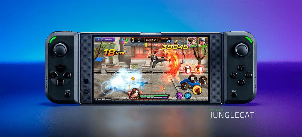 Razer lança novo controlador bluetooth Junglecat para smartphones