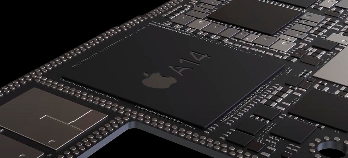 A Apple apresenta o A14 Bionic, o chip mais avançado da Apple