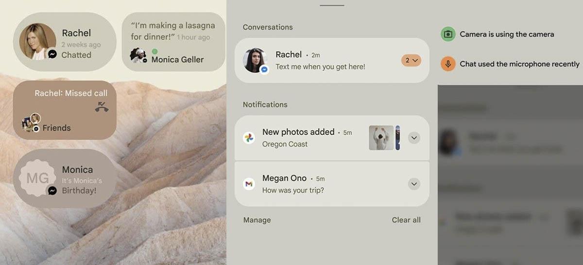 Vazam imagens do Android 12 mostrando interface e novidades