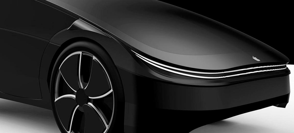 Magic Mouse com rodas? Novas imagens e vídeo revelam conceito do carro da Apple