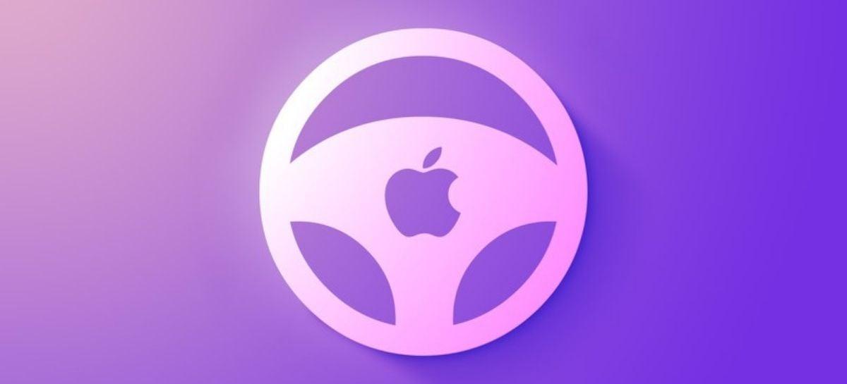 Apple pode fazer parceria com Toyota para produção de seus carros