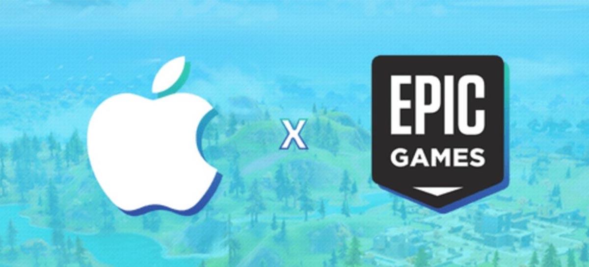 """Apple não vai encerrar imediatamente o """"Sign In With Apple"""" na Epic Games Store"""