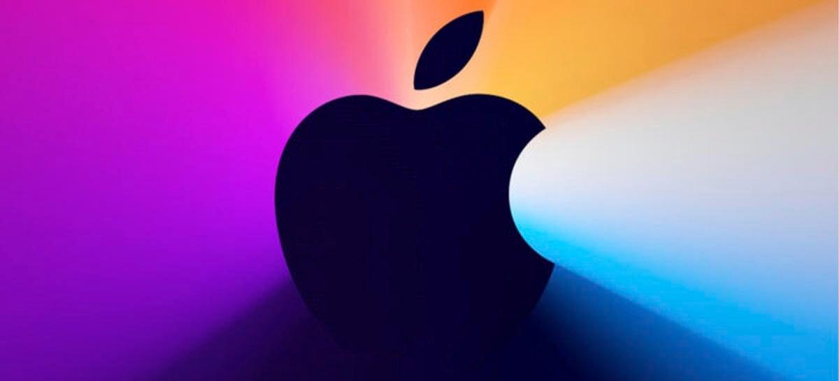 """Apple anuncia evento """"One More Thing"""" para dia 10 de novembro"""