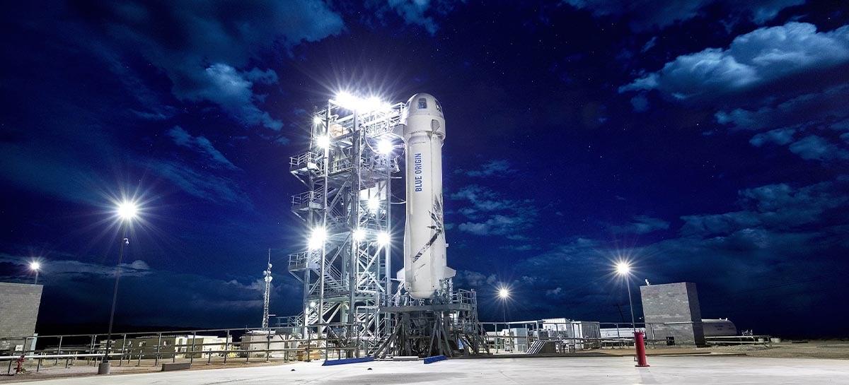 O foguete do vovô não sobe mais: Elon Musk zomba de Jeff Bezos e Blue Origins