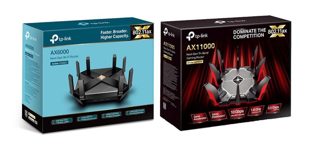 TP-Link revela dois potentes roteadores Wifi que suportam o novo Wifi 6