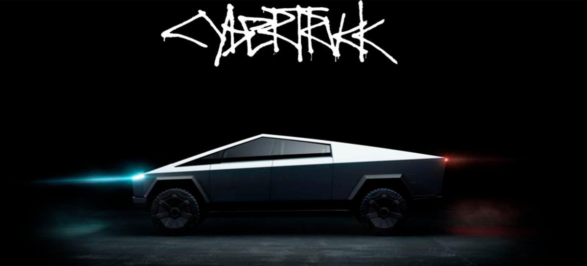 Tesla deve apresentar Cybertruck melhorado em breve