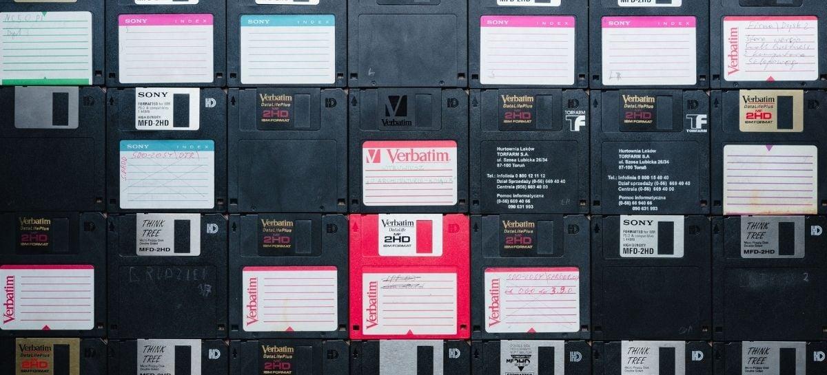 Japão está tendo dificuldade para eliminar o uso de disquetes em órgãos públicos