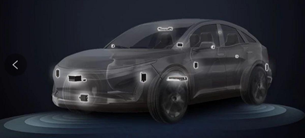 DJI vai apresentar produtos para carros no Shanghai Auto Show