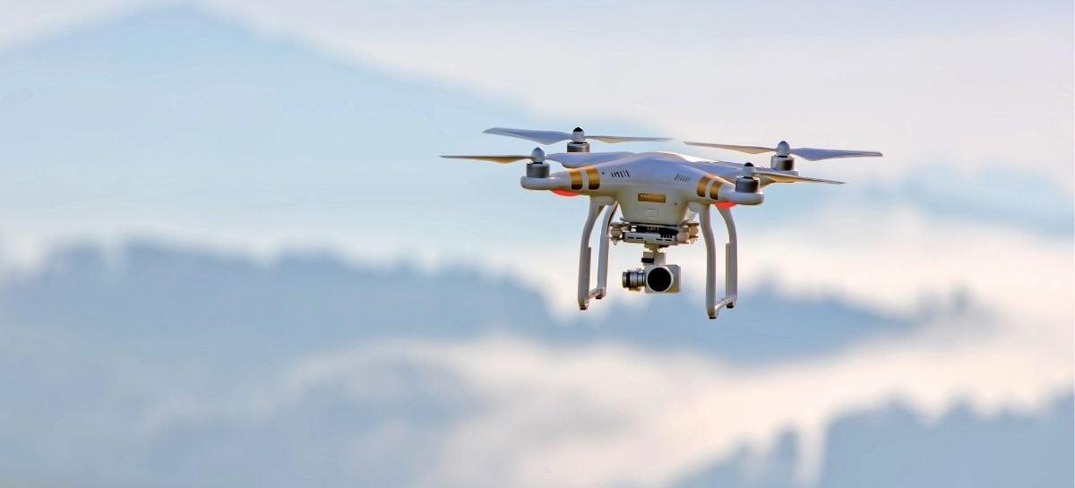 Registrar drones vai ser mais fácil? ANAC abre consulta pública