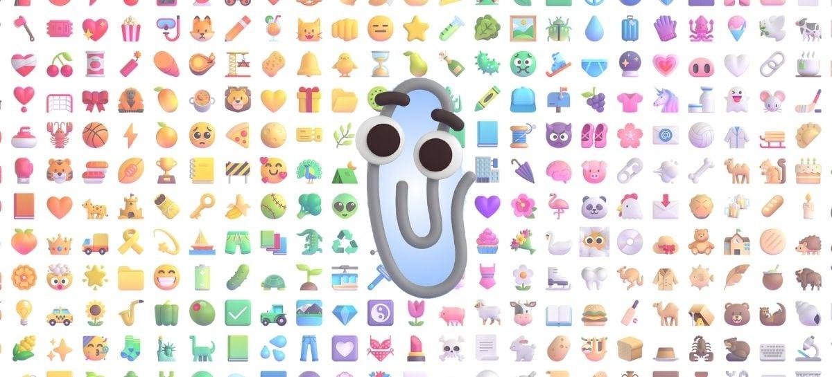 Clippy está de volta no Windows 11 substituindo o emoji de clipe