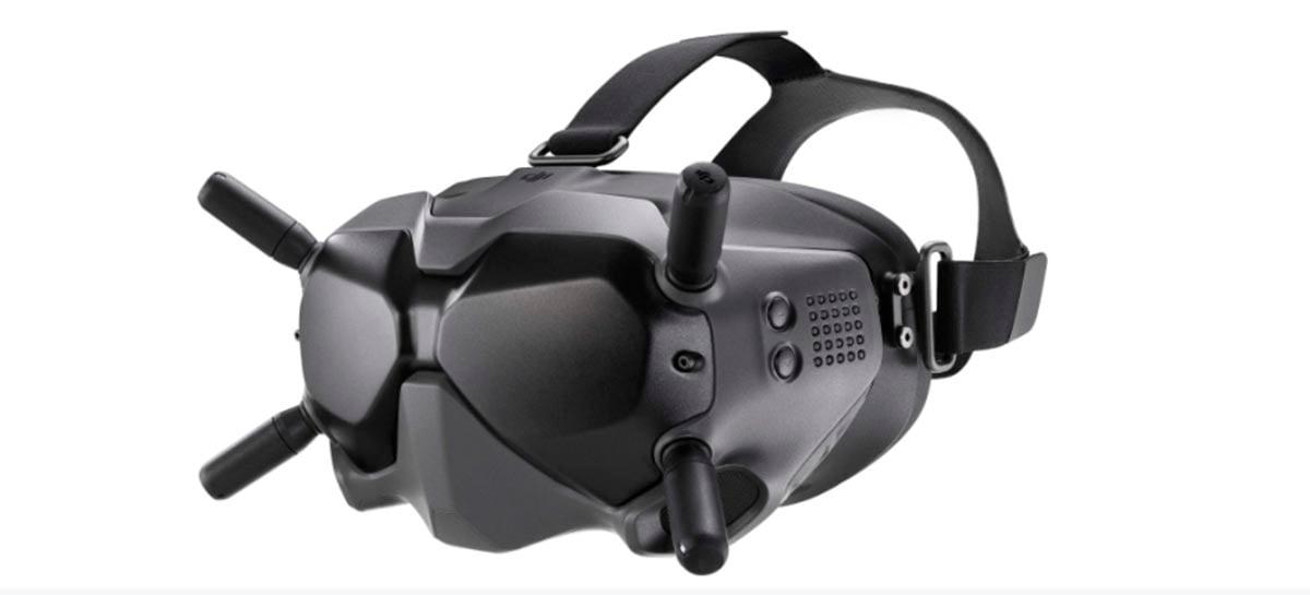 DJI coloca FPV Goggles V2 à venda por US $529 antes do anúncio oficial
