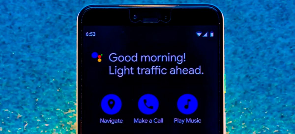 Modo de Direção do Google Assistente deve chegar ao Android em breve