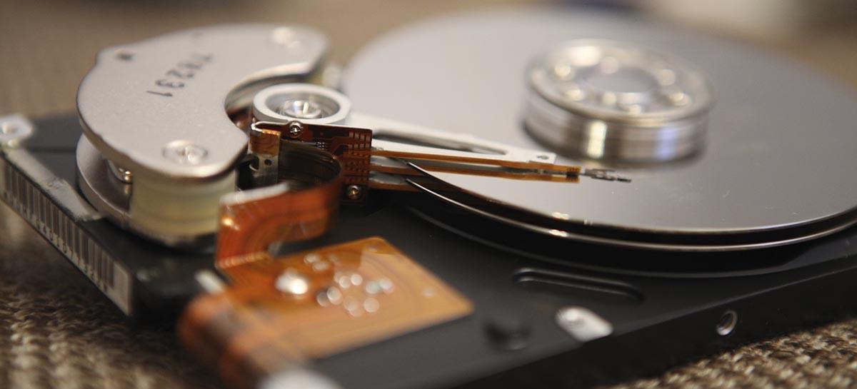 HDs de 100 TB podem ser possíveis devido a tecnologia com grafeno