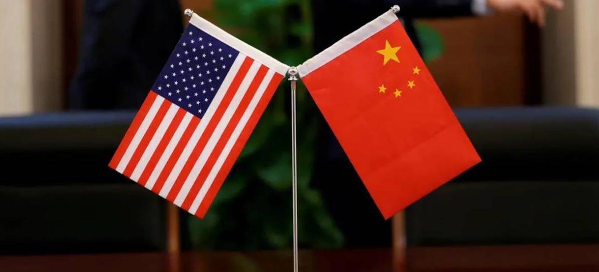 Associação de empresas pressiona EUA para retirar restrições impostas à China