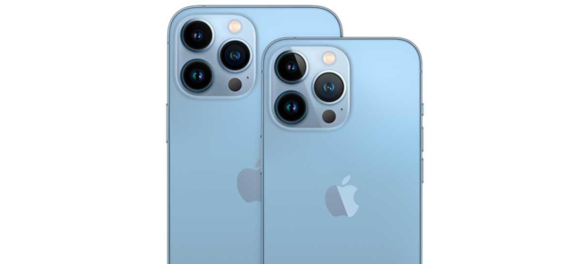 Teste do DxOMark revela: tela do iPhone 13 Pro Max é a melhor já feita