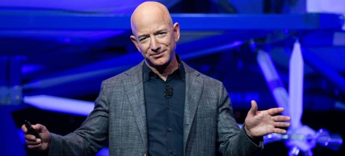 Jeff Bezos deixa o cargo de CEO da Amazon após 27 anos