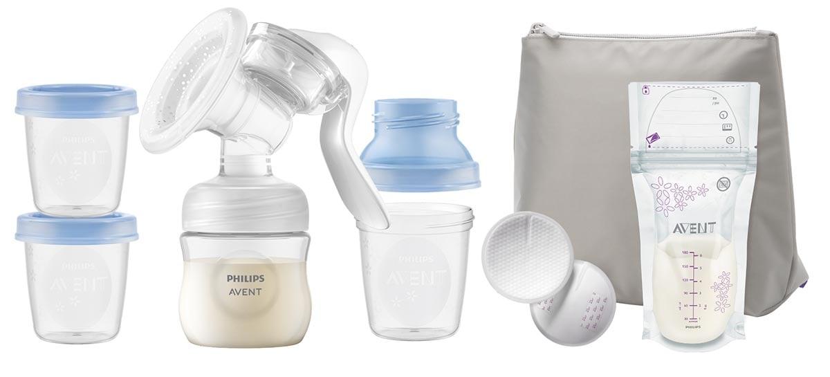 Philips Avent lança novo extrator manual de leite por R$ 299,90