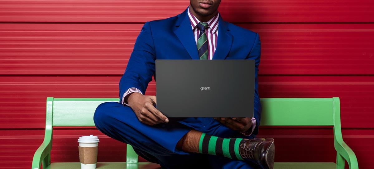 LG anuncia chegada dos notebooks mais leves do mundo ao Brasil