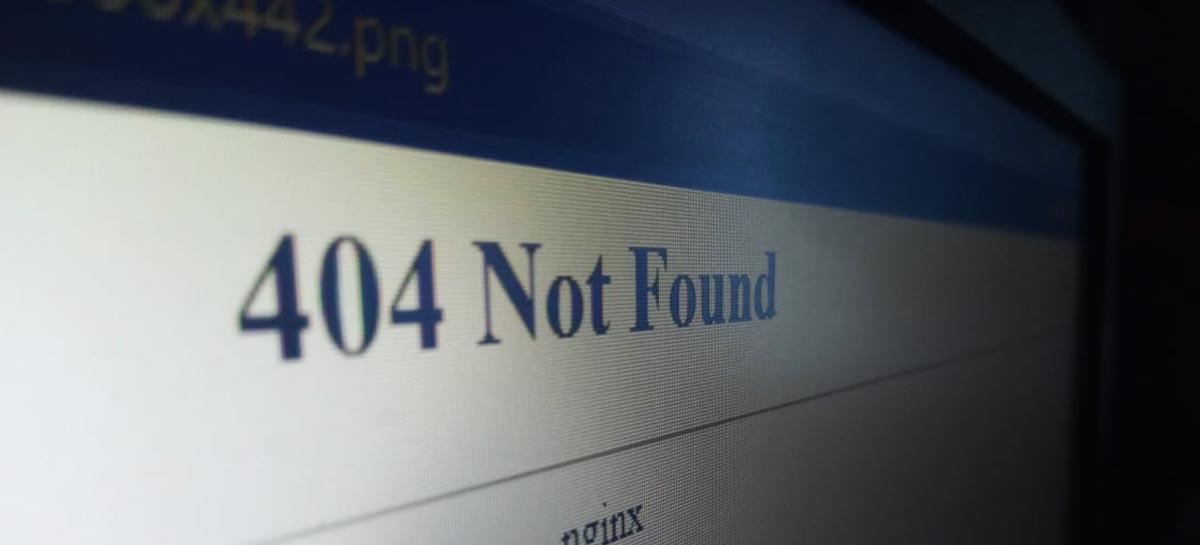 """""""Apodrecimento de links"""": como a informação se perde com o tempo"""