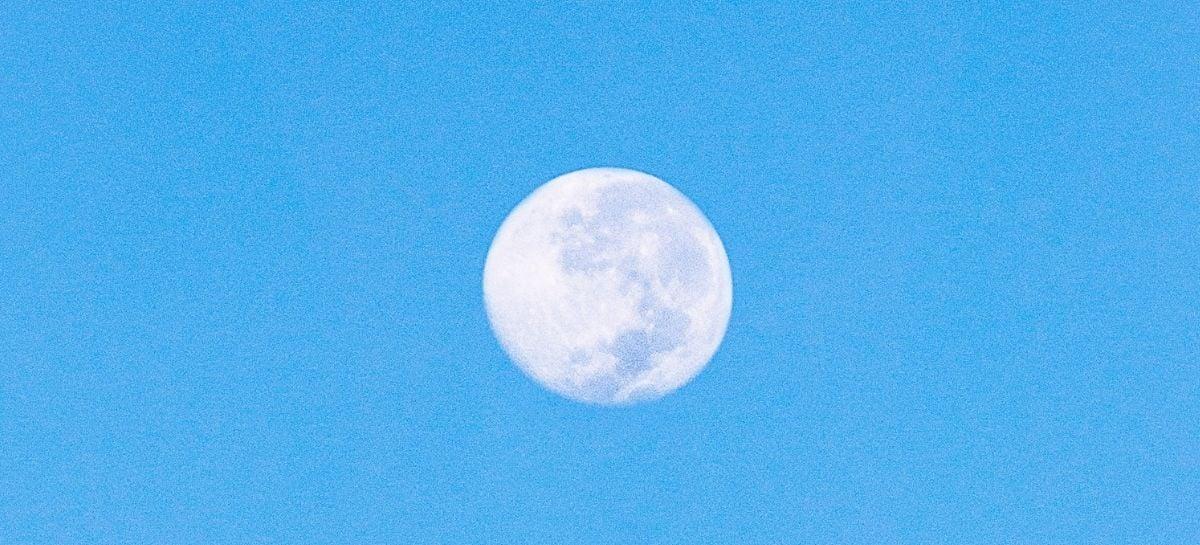 Lua Azul Sazonal acontece neste domingo (22); entenda o fenômeno