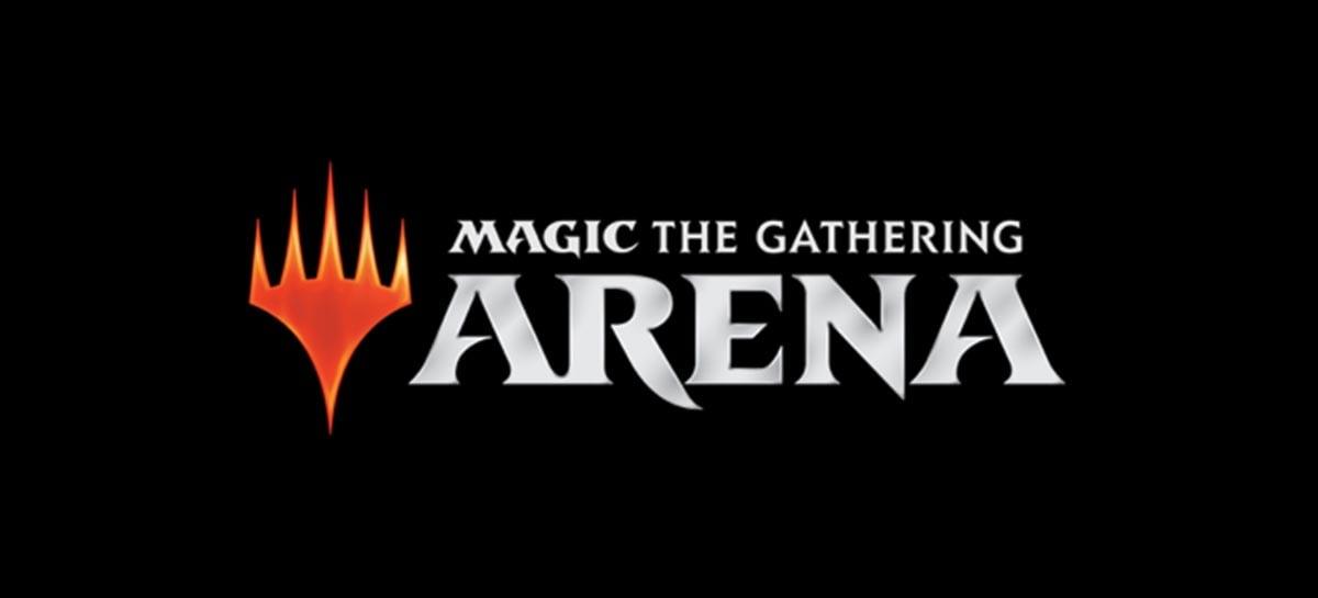 O jogo Magic: The Gathering Arena está disponível para Android e iOS