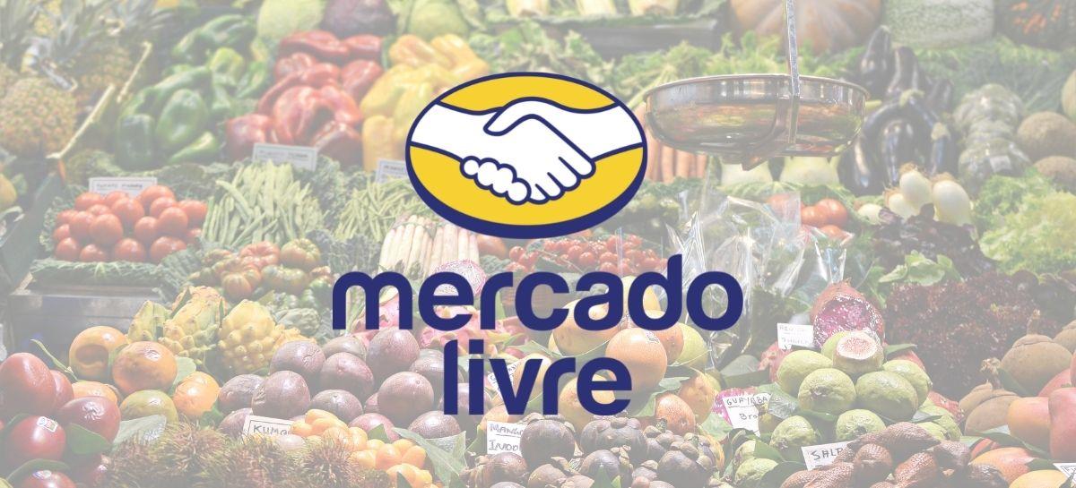 Mercado Livre venderá carne, legumes e congelados em São Paulo