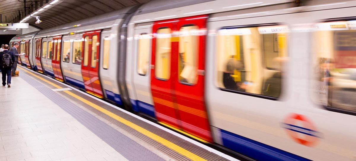 Metrô de Londres terá cobertura móvel completa até o fim de 2024