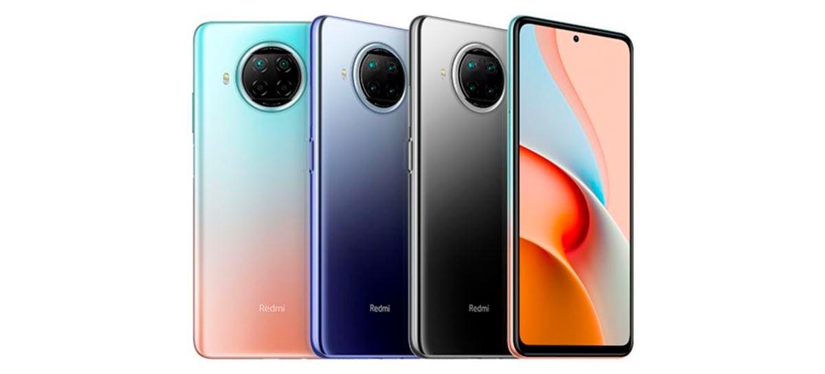 Xiaomi confirma que Mi 10i também virá nas cores Midnight Black e Atlantic Blue